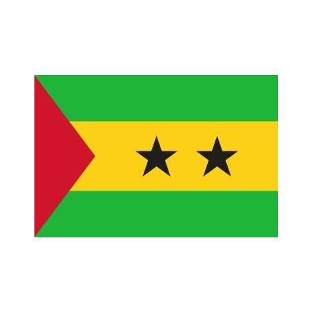 Drapeau Sao Tome-et-Principe