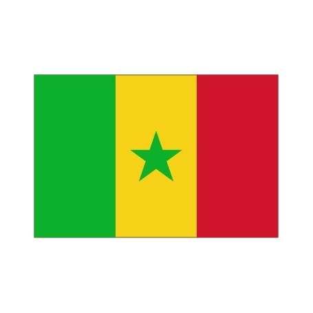 Drapeaux Sénégal