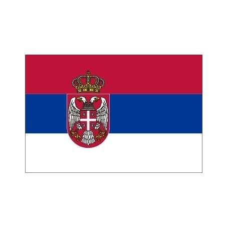 Drapeau Serbie ⚑ Histoire, achat et vente du pavillon serbe