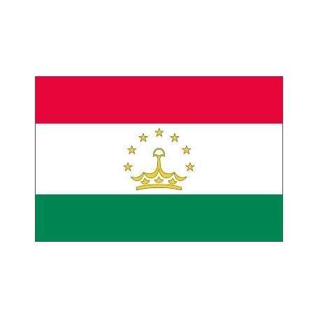 Drapeau / Pavillon Tadjikistan