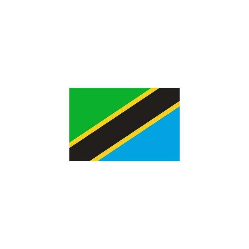 Drapeau Tanzanie