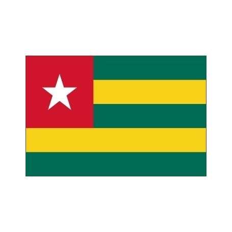 Drapeau Togo