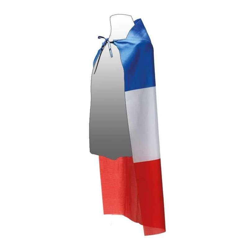 """La cape """"supporter français"""""""