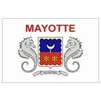 Drapeaux Mayotte