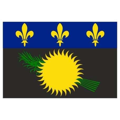 Drapeaux Guadeloupe