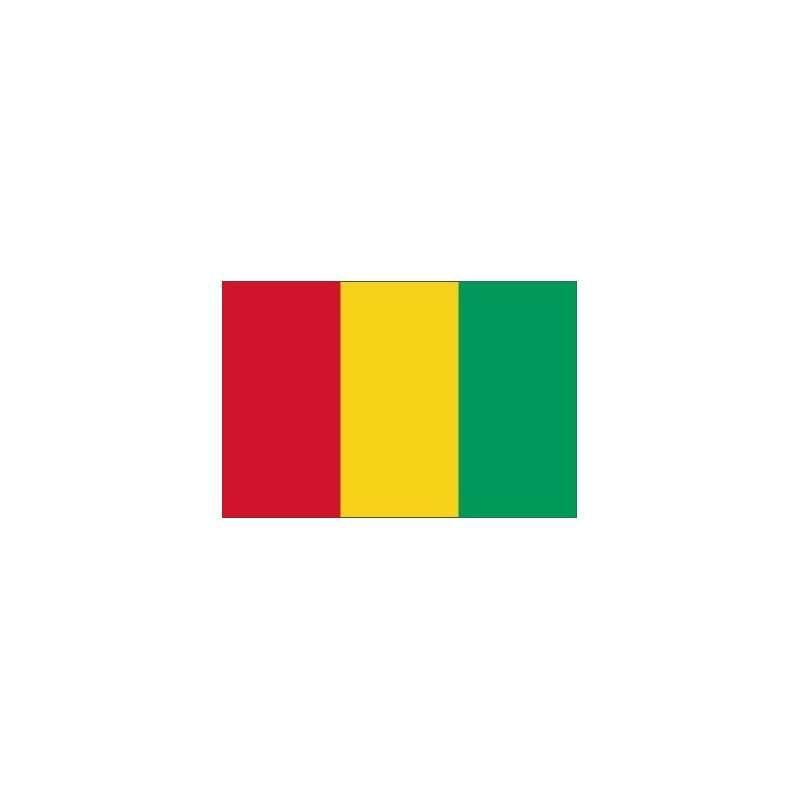 Pavillons Guinée