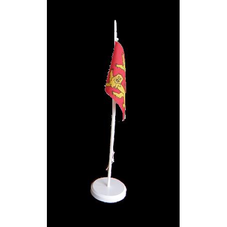 Drapeaux de table nationaux ou régionaux