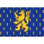 Drapeau de Franche-Comté