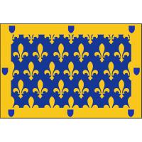 Drapeau / Pavillon Vivarais (S3)