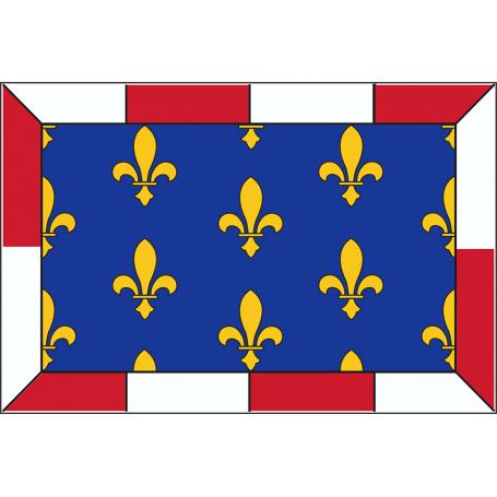 Drapeau de la Touraine