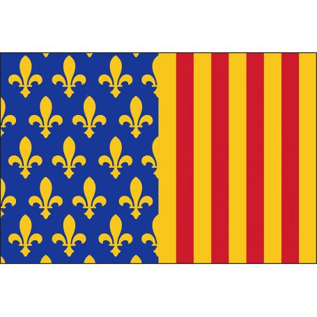 Drapeau Gévaudan