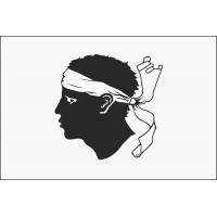 Drapeau Corse (A bandera Corsa)