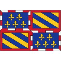 Drapeau de la Bourgogne