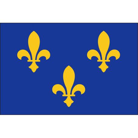 Drapeau Île-de-France