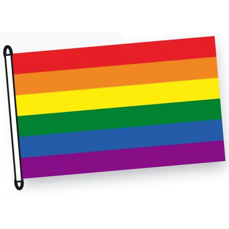 Drapeau Arc en ciel LGBT