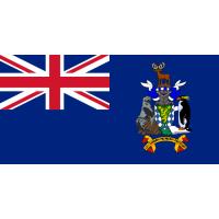 Drapeaux Géorgie du sud / Iles Sandwich
