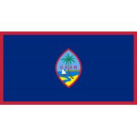 Drapeaux Guam