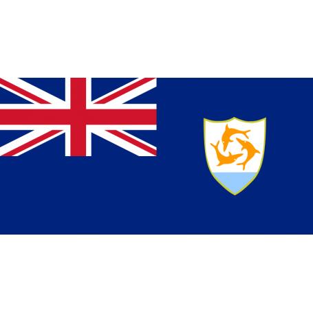 Drapeaux Anguilla