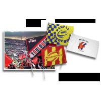 Drapeaux de supporters