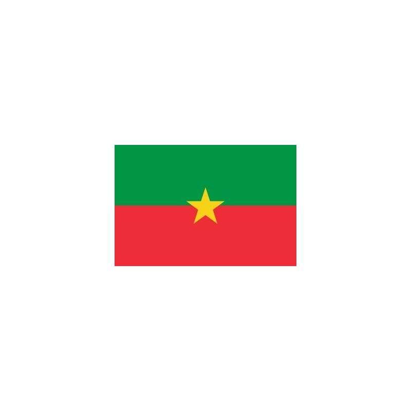 Pavillons Burkina Faso