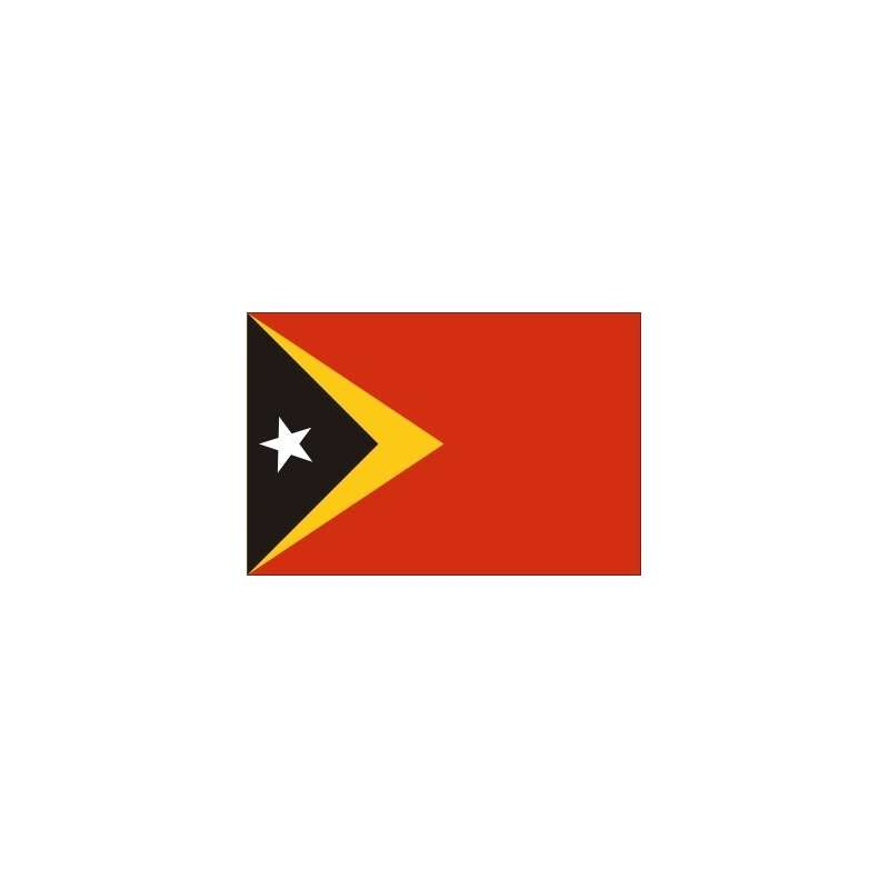 Drapeau Timor Est