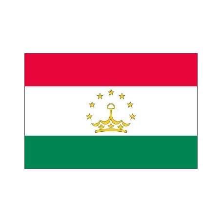 Pavillons Tadjikistan