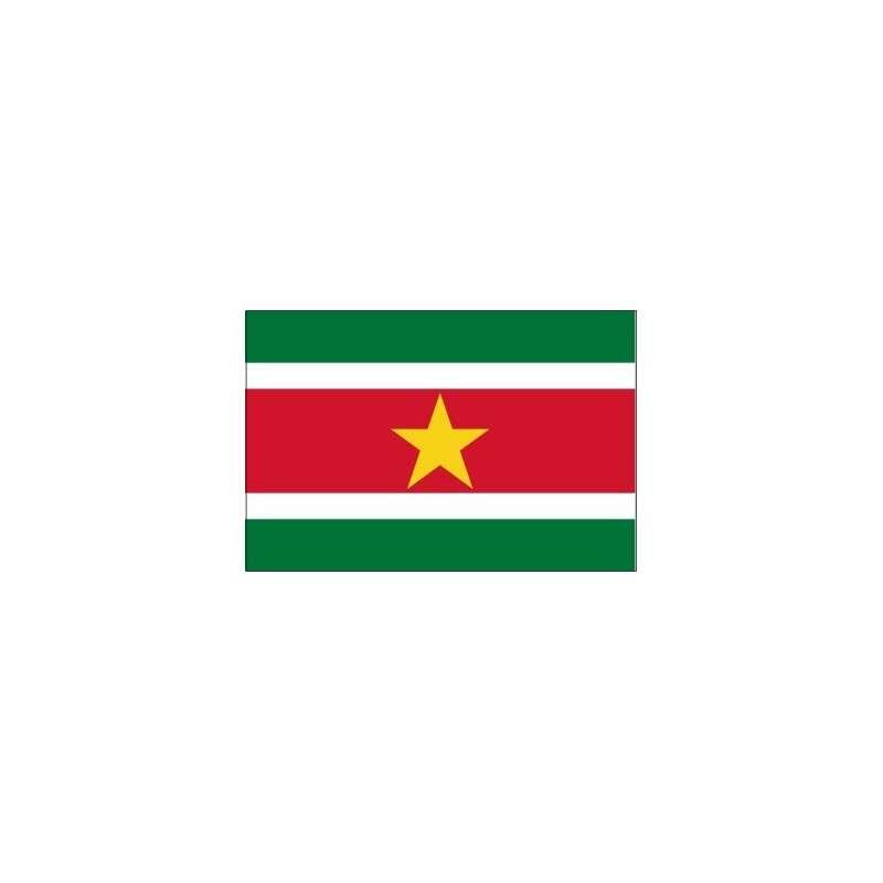 Pavillons Suriname