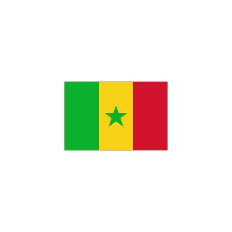 Pavillons Sénégal
