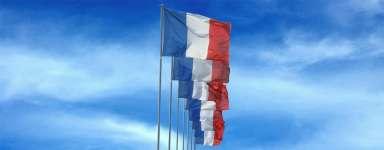 Pavillons et drapeaux de France