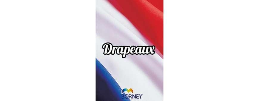 Découvrez notre gamme de drapeaux et de pavillons.