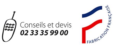 Conseils et devis : 0233359900