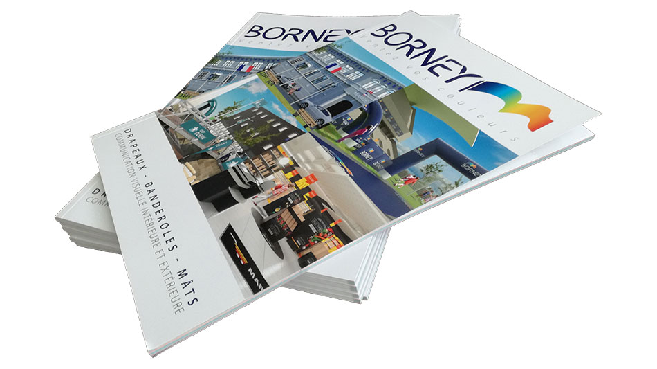 Catalogue Borney
