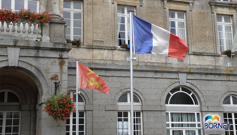 pavoiser mairie