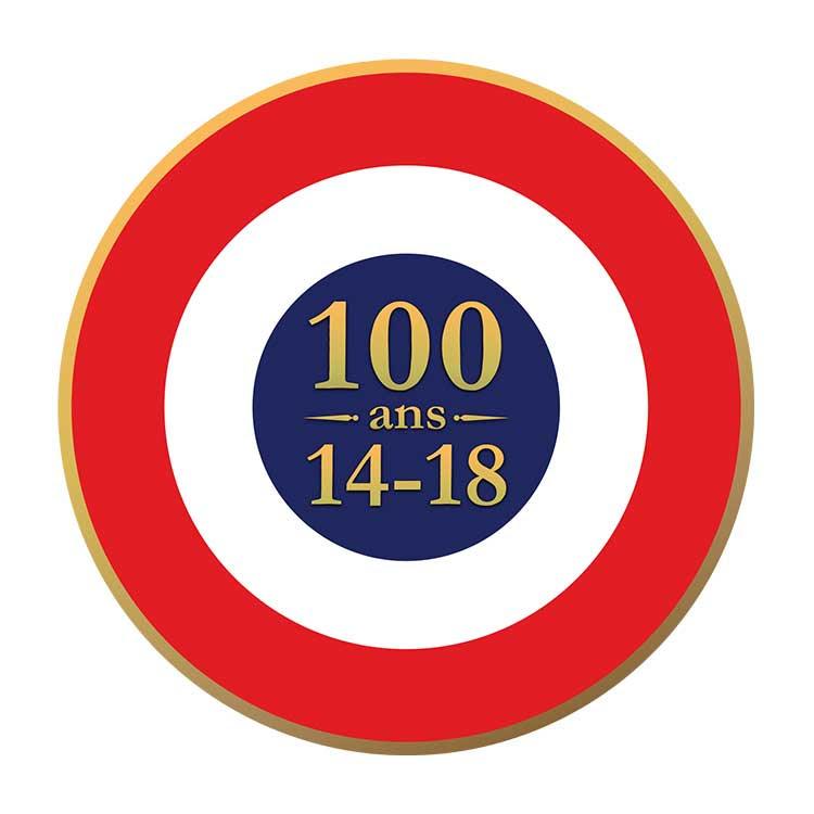 cocarde centenaire 14-18