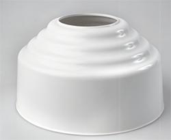 Cache platine PVC