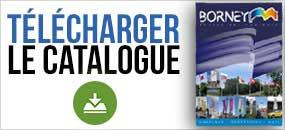 Téléchargez le catalogue Borney Drapeaux, banderolles, PLV, calicots, Beach Flag